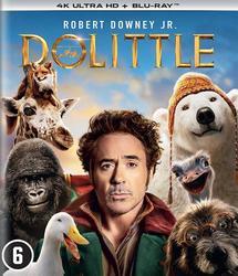 Dolittle, (Blu-Ray 4K Ultra...