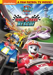 Paw patrol - Ready, race, rescue, (DVD)