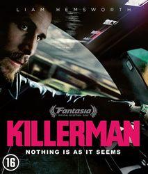 Killerman, (Blu-Ray)