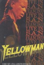 Yellowman - Live In San...