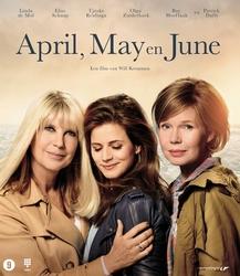 April, May en June, (Blu-Ray)