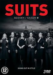 Suits - Seizoen 9, (DVD)