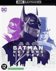 Batman returns, (Blu-Ray 4K...