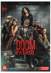 Doom patrol - Seizoen 1, (DVD)