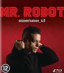 Mr Robot - Seizoen 4, (Blu-Ray)