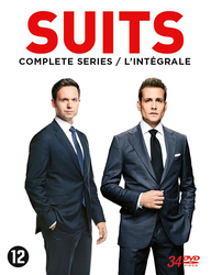Suits - Complete collection...