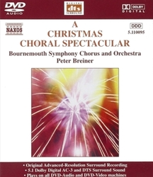 A CHRISTMAS CHORAL -DVDA-