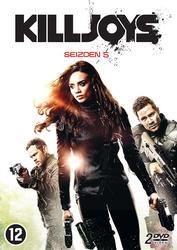 Killjoys - Seizoen 5, (DVD)
