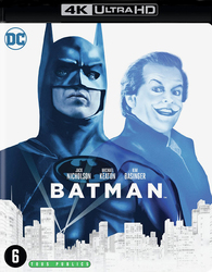 Batman, (Blu-Ray 4K Ultra HD)