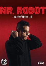 Mr Robot - Seizoen 4, (DVD)