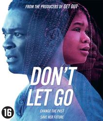 Don't let go, (Blu-Ray)