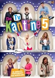 TV kantine - Seizoen 5, (DVD)