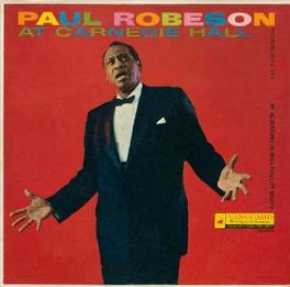 LIVE AT CARNEGIE HALL '58 Audio CD, PAUL ROBESON, CD