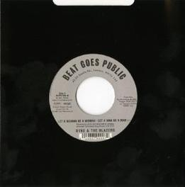 7-BLACK BOY + 'LET A WOMAN BE A WOMAN, LET A MAN BE A MAN' DYKE & THE BLAZERS, SINGLE