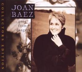 GONE FROM DANGER COLLECTORS EDITION Audio CD, JOAN BAEZ, CD