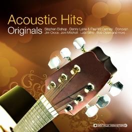 ORIGINALS - ACOUSTIC HITS V/A, CD