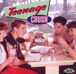 TEENAGE CRUSH TOP 100 BALLADS FROM 1957-1965 V/A, CD