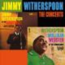 CONCERTS Audio CD, JIMMY WITHERSPOON, CD