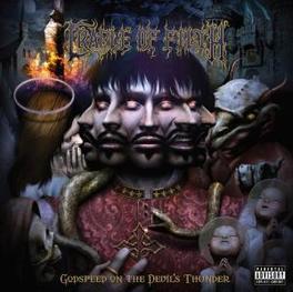 GODSPEED ON THE DEVIL'S.. .. THUNDER Audio CD, CRADLE OF FILTH, CD