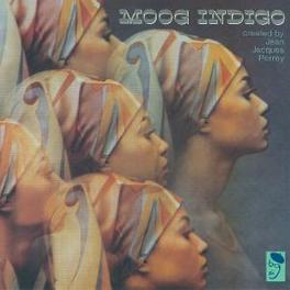 MOOG INDIGO Audio CD, JEAN JACQUES PERREY, CD