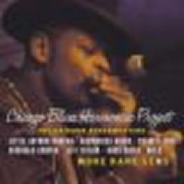 MORE RARE GEMS FT. ARTHUR DUNCAN/JEFF TAYLOR/REGINALD COOPER A.O. Audio CD, CHICAGO BLUES HARMONICA P, CD