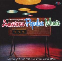 GOLDEN AGE OF AMERI..-28T ..AMERICAN POPULAIR MUSIC W/FOUR PREPS/TONY ORLANDO/A.O Audio CD, V/A, CD