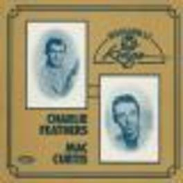 ROCKABILLY KINGS ..AND MAC CURTIS Audio CD, CHARLIE FEATHERS, CD