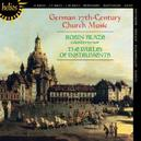 GERMAN 17TH CENTURY CHURC BLAZE//WORKS BY SCHUTZ/GEIST...