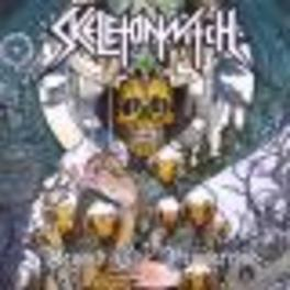 BEYOND THE PERMAFROST THRASH METAL FROM ATHENS, OHIO Audio CD, SKELETONWITCH, CD