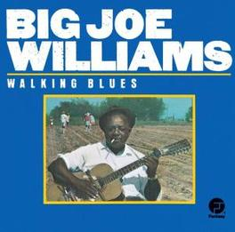 WALKING BLUES Audio CD, BIG JOE WILLIAMS, CD