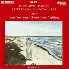 SONGS ..PETER W/INGER DAM-JENSEN/CHRISTEN TEGLBJAERG HEISE, PETER/MULLER, PETE, CD