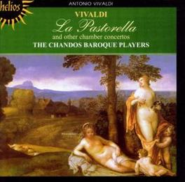 LA PASTORELLA CHANDOS BAROQUE PLAYERS Audio CD, A. VIVALDI, CD
