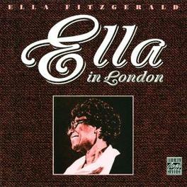 ELLA IN LONDON 1974 Audio CD, ELLA FITZGERALD, CD
