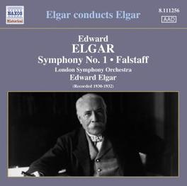 SYMPHONY NO.1/FALSTAFF LONDON SYMPHONY ORCHESTRA//1930-1932 Audio CD, E. ELGAR, CD