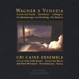 WAGNER E VENEZIA W/URI CAINE ENSEMBLE Audio CD, R. WAGNER, CD