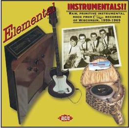 ELEMENTAL INSTRUMENTALS W/TORNADOS/ZAKONS/CITATIONS/TEEN TONES/NOCTURNES/A.O. Audio CD, V/A, CD