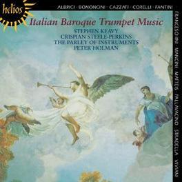 ITALIAN BAROQUE TRUMPET M WORKS:STRADELLA/ALBRICH... Audio CD, PARLEY OF INSTRUMENTS, CD