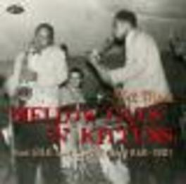 YET MOR MELLOW CAT N ... ...KITTENS, HOT R&B AND COOL BLUES 1945-1951 Audio CD, V/A, CD