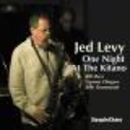 ONE NIGHT AT THE KITANO W/B.MAYS/U.IKEGWO/B.DRUMMOND Audio CD, JED LEVY, CD
