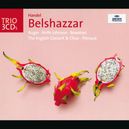 BELSHAZZAR W/R.JOHNSON, ENGLISH CONCERT/PINNOCK