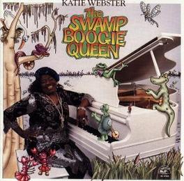 SWAMP BOOGIE QUEEN Audio CD, KATIE WEBSTER, CD