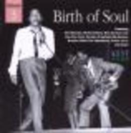 BIRTH OF SOUL 3 W/ DIPLOMATS, BLENDERS, CHUCK WRIGHT, WILSON PICKETT Audio CD, V/A, CD