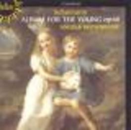 ALBUM FOR THE YOUNG W/ANGELA BROWNRIDGE-PIANO Audio CD, R. SCHUMANN, CD