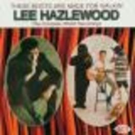 THESE BOOTS ARE:ANTHOLOGY 35 TR. COMPLETE MGM RECORDINGS FROM THE LATE 60'S Audio CD, LEE HAZLEWOOD, CD