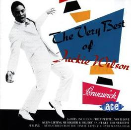 VERY BEST OF -24 TR.- Audio CD, JACKIE WILSON, CD