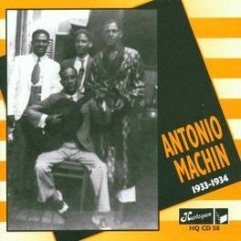 1933-1934 Audio CD, ANTONIO MACHIN, CD