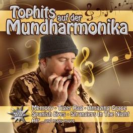 TOPHITS AUF DER.. .. MUNDHARMONIKA // MASTERS OF THE MOUTH HARMONICS Audio CD, V/A, CD