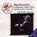 SYMPHONY NO.3/MIDSUMMER N W/LONDON SYMPHONY ORCHESTRA, PETER MAAG