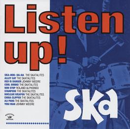 LISTEN UP! SKA V/A, LP