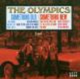 SOMETHING OLD SOMETHING N Audio CD, OLYMPICS, CD